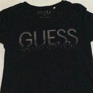 Black Guess Shirt